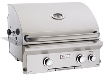 "American Outdoor Grill 24NBL 24"" Gas Grill Built In"