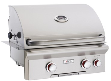 "American Outdoor Grill 24NBT 24"" Gas Grill Built In"