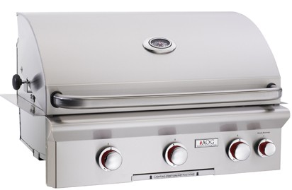 "American Outdoor Grill 30NBT 30"" Gas Grill Built In"