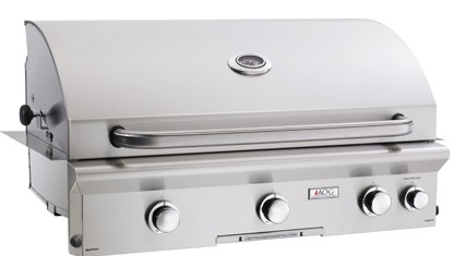 "American Outdoor Grill 36NBL 36"" Gas Grill Built In"