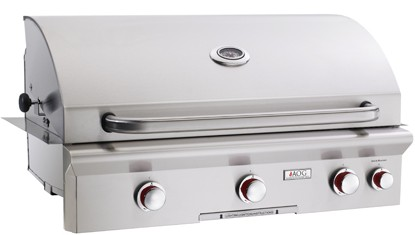 "American Outdoor Grill 36NBT 36"" Gas Grill Built In"