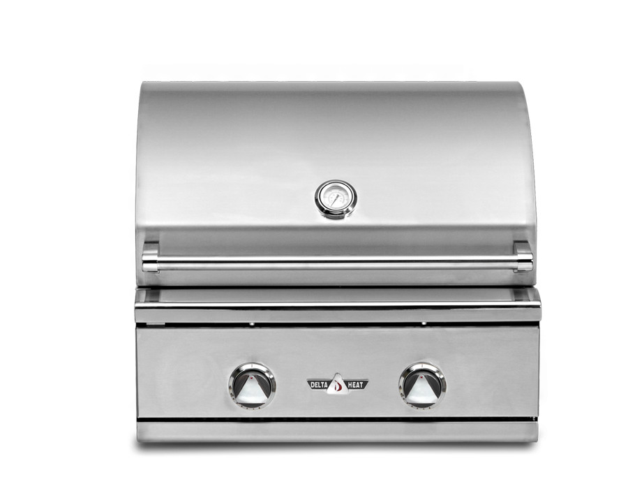 "Delta Heat 26"" Gas Grill Built In"