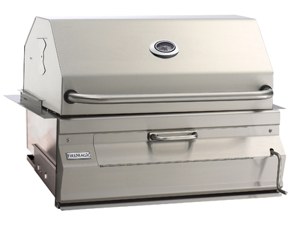 Fire Magic 14-SC01C Charcoal Grill Built In
