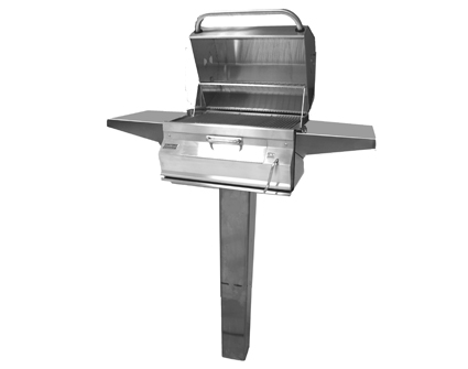 Fire Magic 22-SC01C-G6 Patio Post Model Charcoal Grill