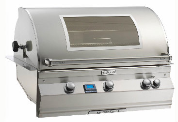Fire Magic A790i with Magic Window Gas Grill Built In with