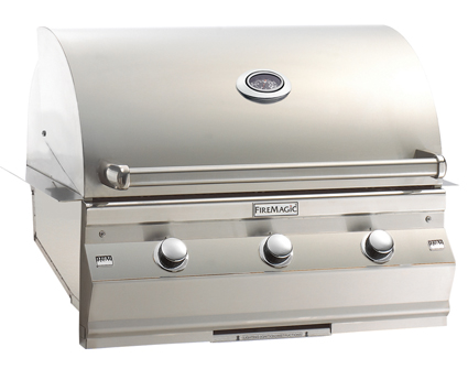 Fire Magic C540i Gas Grill Built In