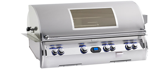 Fire Magic E1060i with Magic Window Gas Grill Built In