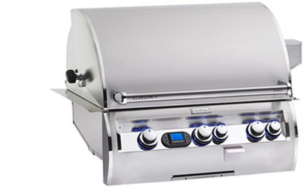Fire Magic E660i Gas Grill Built In