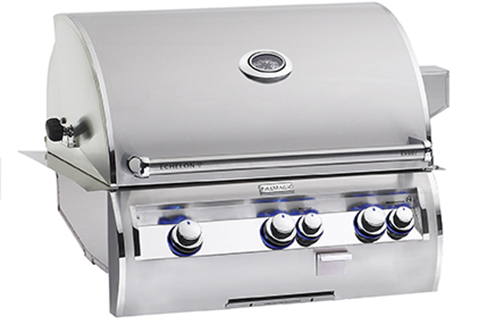 Fire Magic E660i A Series Gas Grill Built In