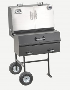 The Good-One Heritage Charcoal Grill