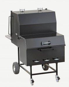 The Good-One Marshall Charcoal Grill