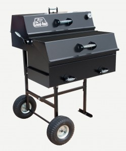 The Good-One Open Range Charcoal Grill