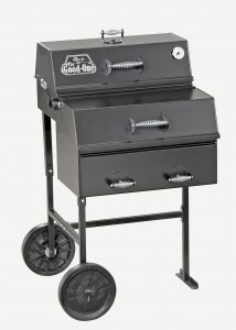 The Good-One Patio Junior Charcoal Grill