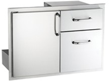 AOG Door with Double Drawer