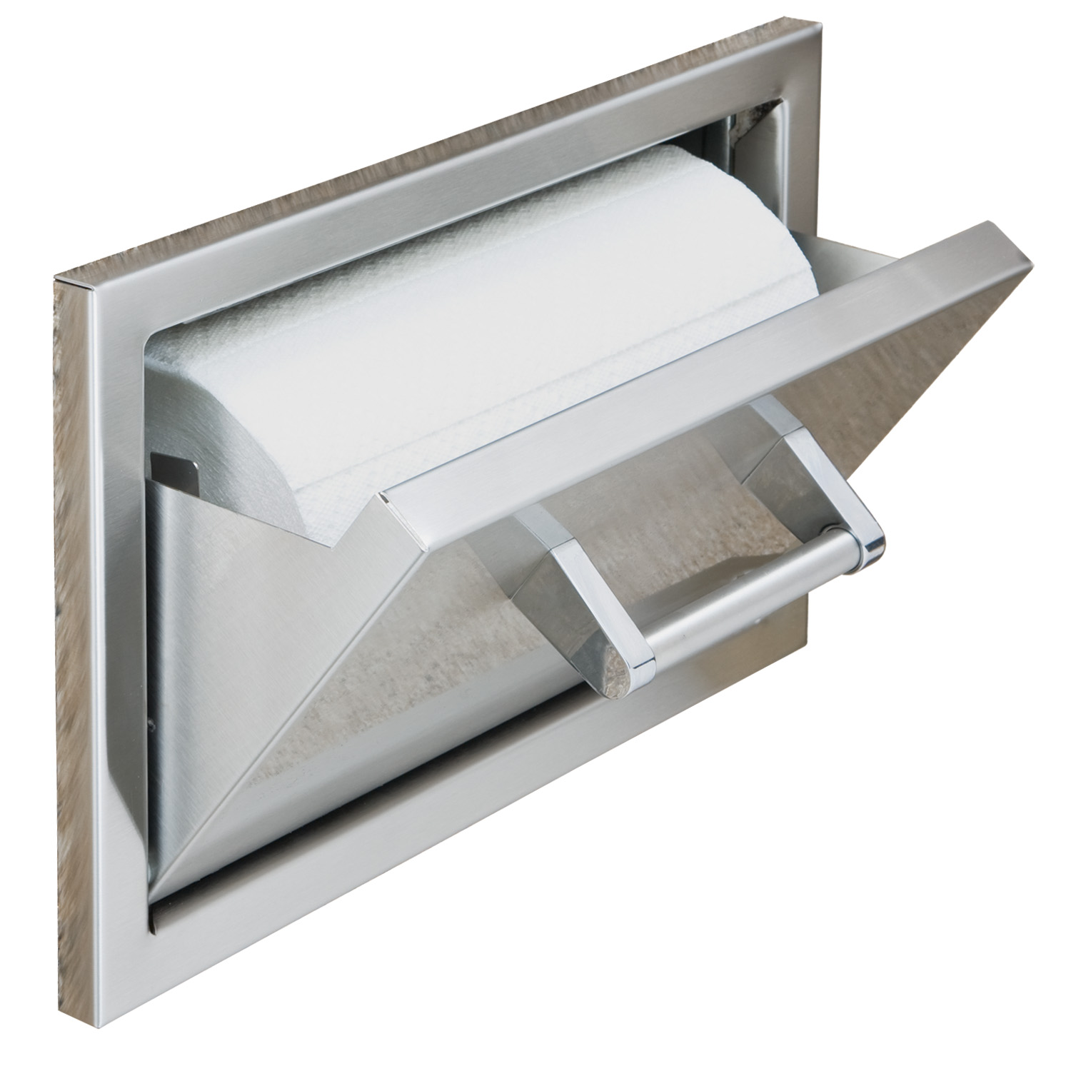 "Delta Heat 15"" Paper Towel Holder"