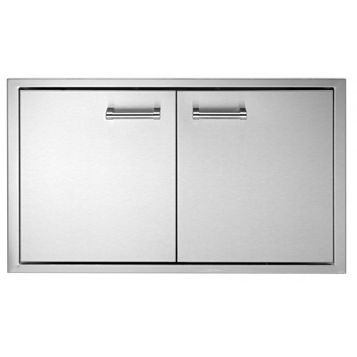 "Delta Heat 38"" Double Access Doors"