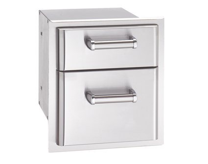Fire Magic Premium Double Drawer