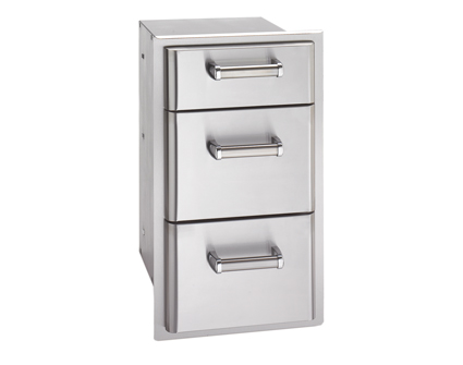 Fire Magic Premium Triple Drawer