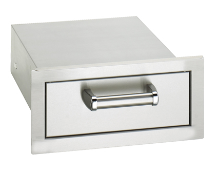 Fire Magic Flush Mounted Single Drawer