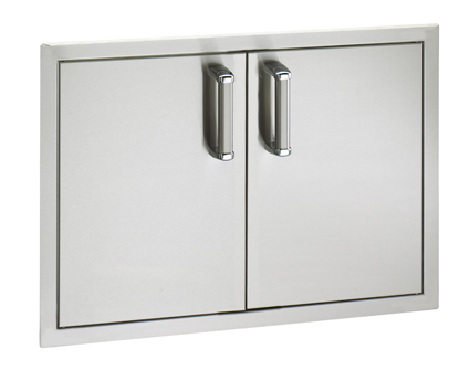 Fire Magic Flush Mounted Double Access Doors-53930S
