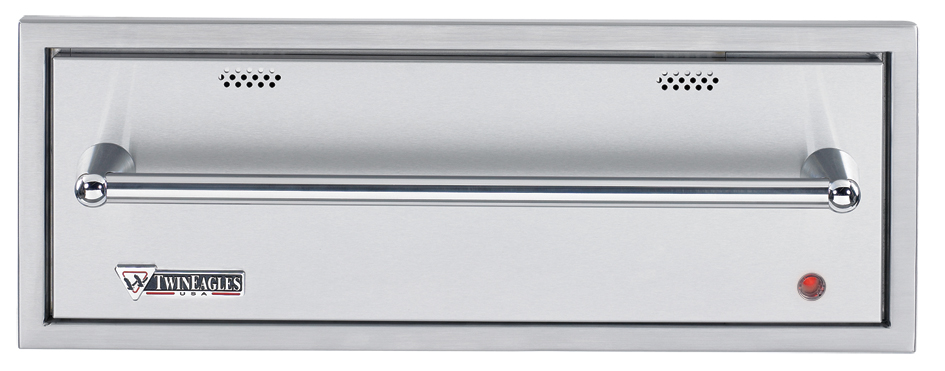 "Twin Eagles 30"" Warming Drawer"