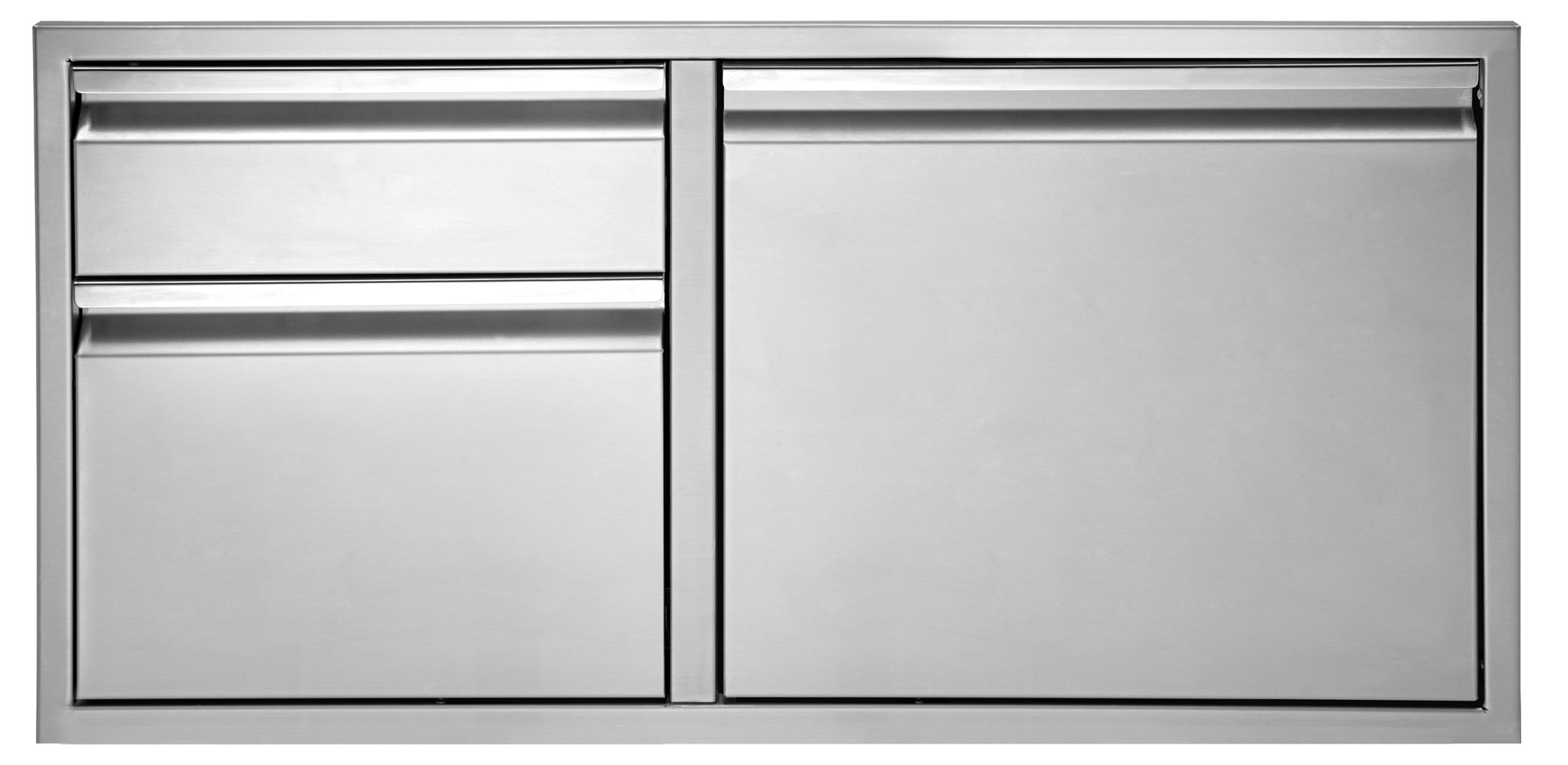 "Twin Eagles 42"" Door/Two Drawer Combo"