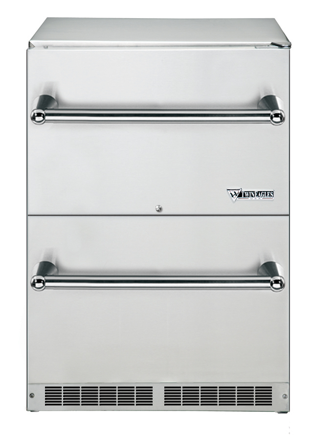 Twin Eagles- 2 Drawer Refrigerator